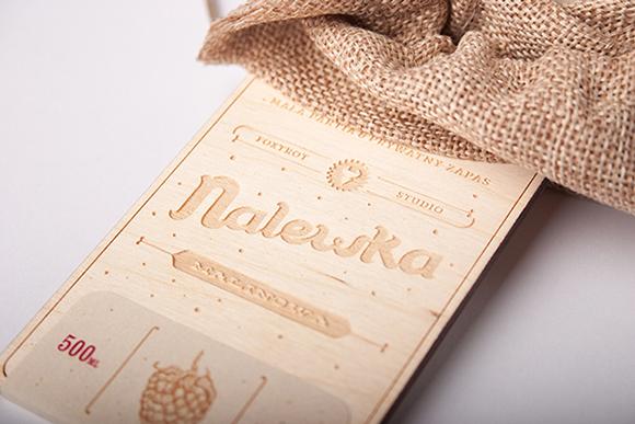 Дизайн упаковки наливки