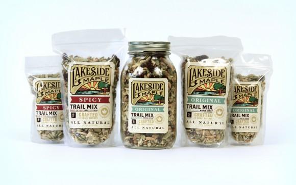 Дизайн упаковки ореховой смеси