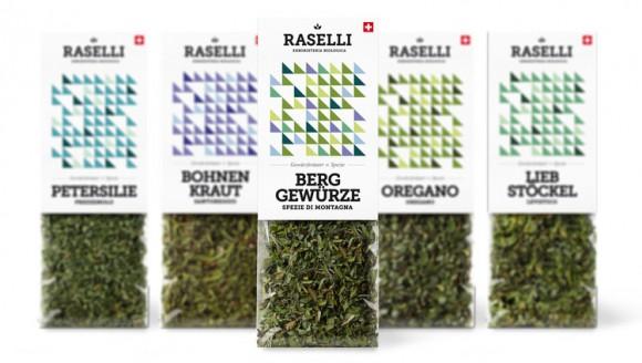 Дизайн упаковки чайной смеси