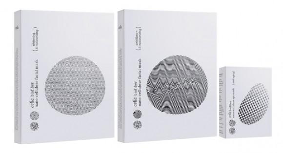 Дизайн упаковки косметической маски