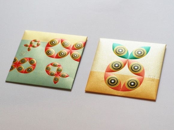 Дизайн упаковки конверта