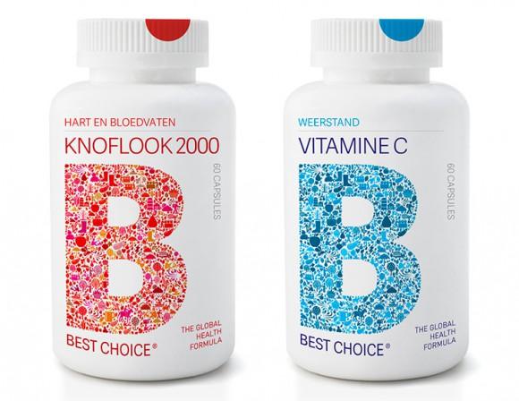 Дизайн упаковки витаминов