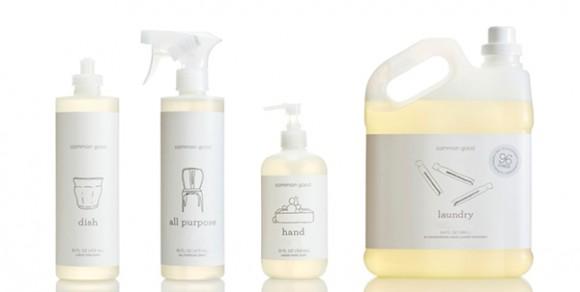 Дизайн упаковки чистящих средств