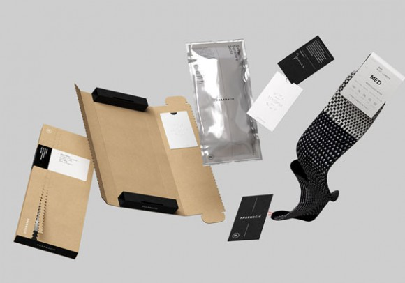 Дизайн упаковки носков