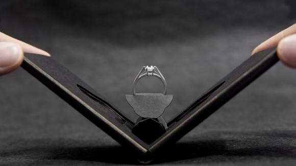 Дизайн упаковки кольца