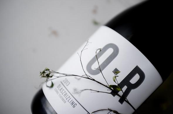 Дизайн винной этикетки