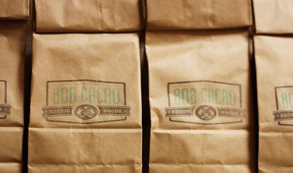 Дизайн упаковки какао-бобов