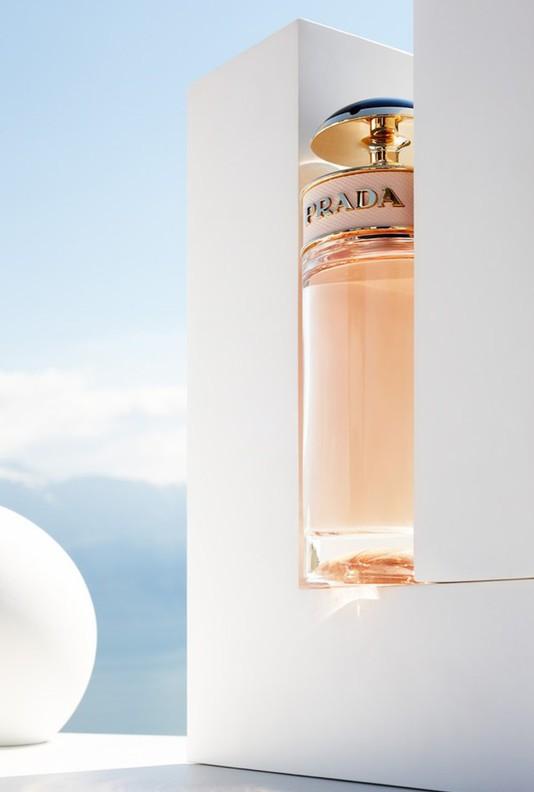Духи #Prada #Candy L'Eau by Romain Lenanker