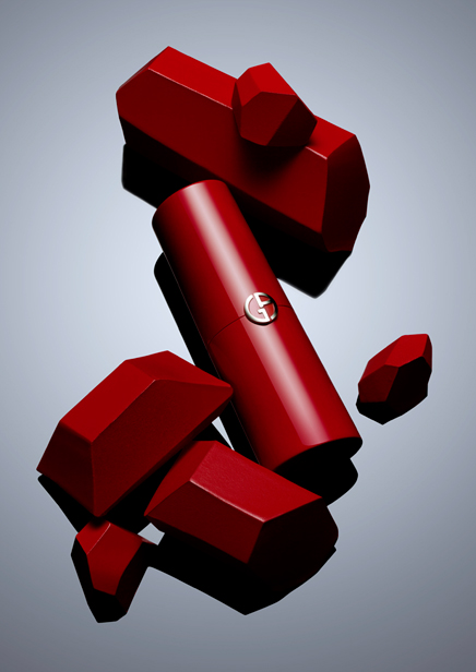 #Armani #Rouge by Romain Lenanker