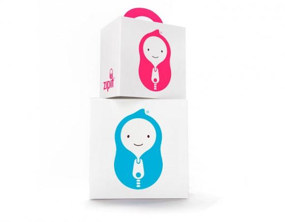 Дизайн упаковки детской одежды
