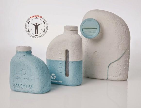 Упаковка детских молочных смесей