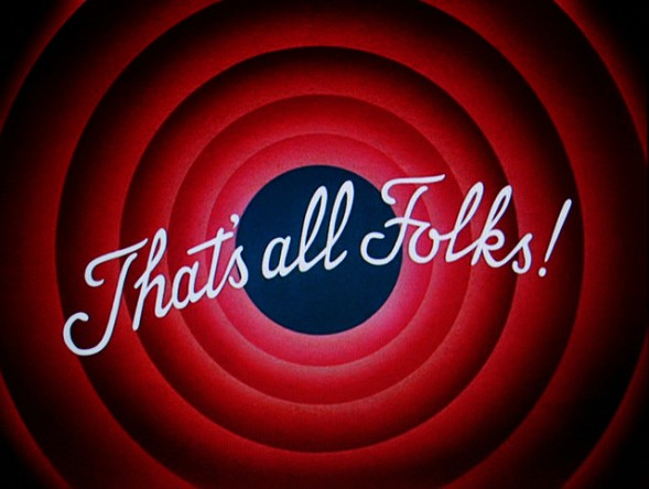 That's all folks! via T.Djil #movie #title