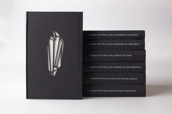 Дизайн книжной серии