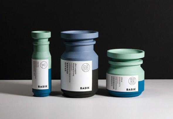 Дизайн упаковки бытовой химии