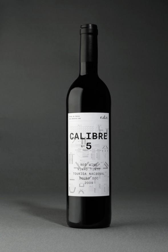 Лучшие алкогольные этикетки 2014: Calibre 5 R2 Design 2