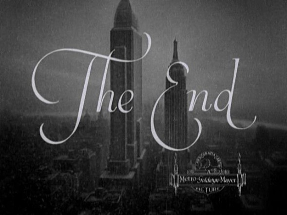 The End via Aka Vetala #movie #title