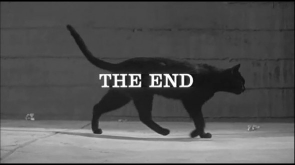 The End via Leo Garcia #movie #title