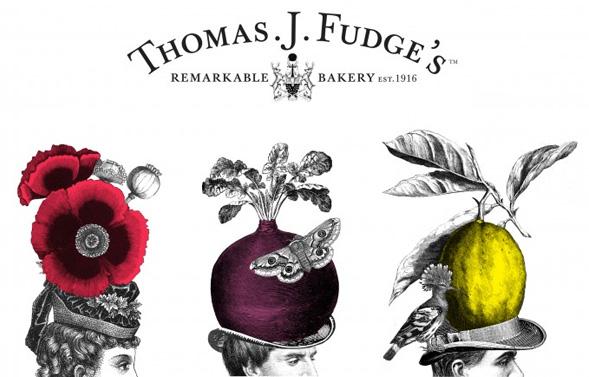 Самая креативная упаковка 2014: Thomas Fudges by The Big Fish