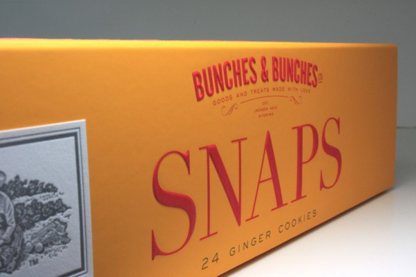 Дизайн упаковки печенья
