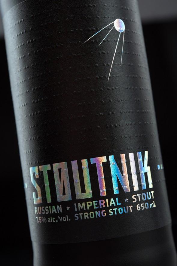Дизайн упаковки стаута