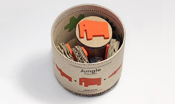 Дизайн упаковки печатей