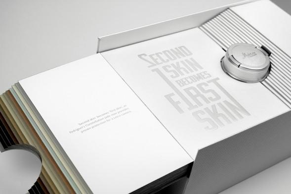 Дизайн упаковки фотоаппарата Leica