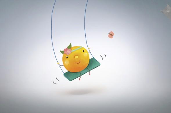 дизайн упаковки для фруктов