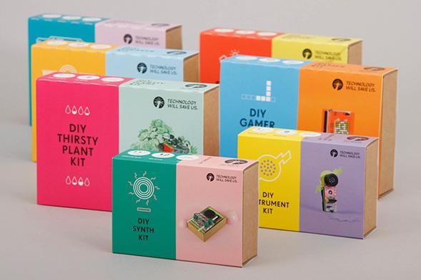 Дизайн упаковки краски
