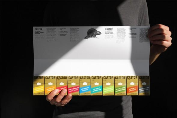 Дизайн упаковки зубочисток