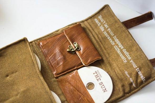 Концепт упаковки сувенира