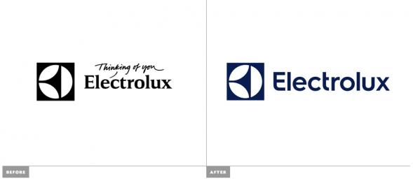 Ребрендинг марки бытовой техники Electrolux