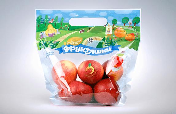 """Свежие фрукты """"Фруктяшки"""""""