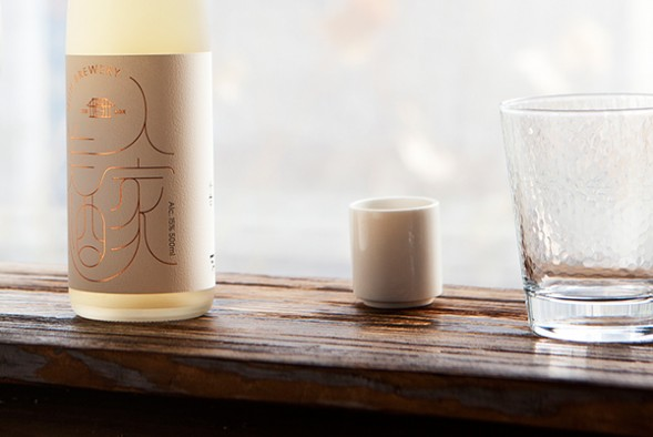 Дизайн упаковки рисового вина