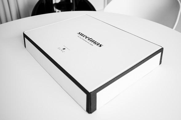 Дизайн упаковки набора закусок