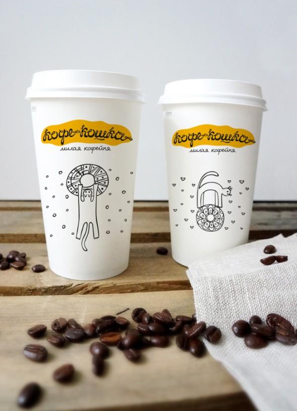 Фименный стиль кафе