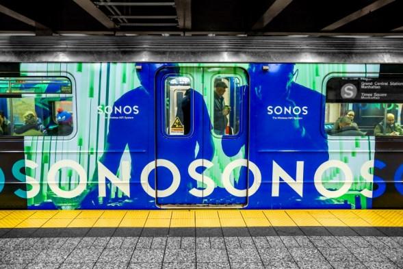 Sonos Identity by Bruce Mau