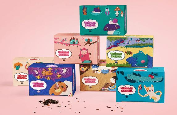 Tea Tales - Children's Herbal Tea