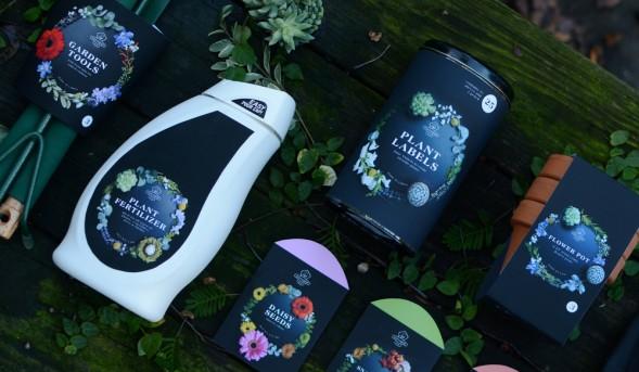 Дизайн упаковки садовой химии