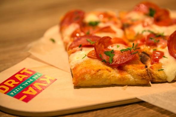 Фирменный стиль пиццерии
