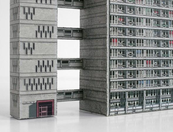 Коллекция моделей Brutal London