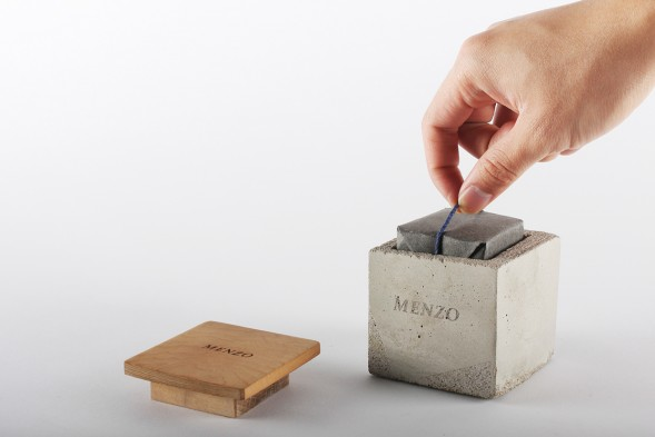 Концепт упаковки мыла