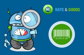 Вакансия: Дизайнер на проект Rate&Goods
