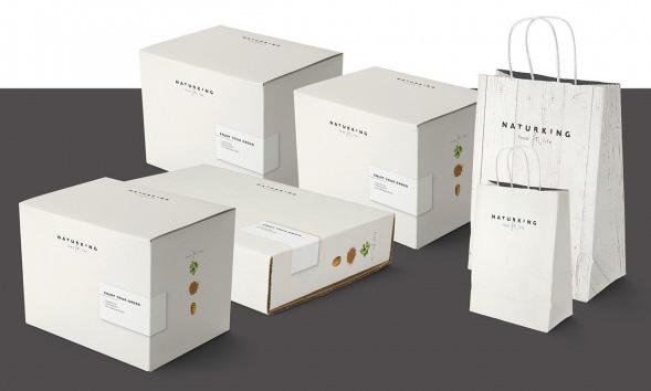 Дизайн упаковки суперфудов