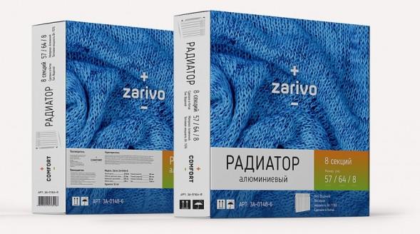 Дизайн упаковки радиаторов