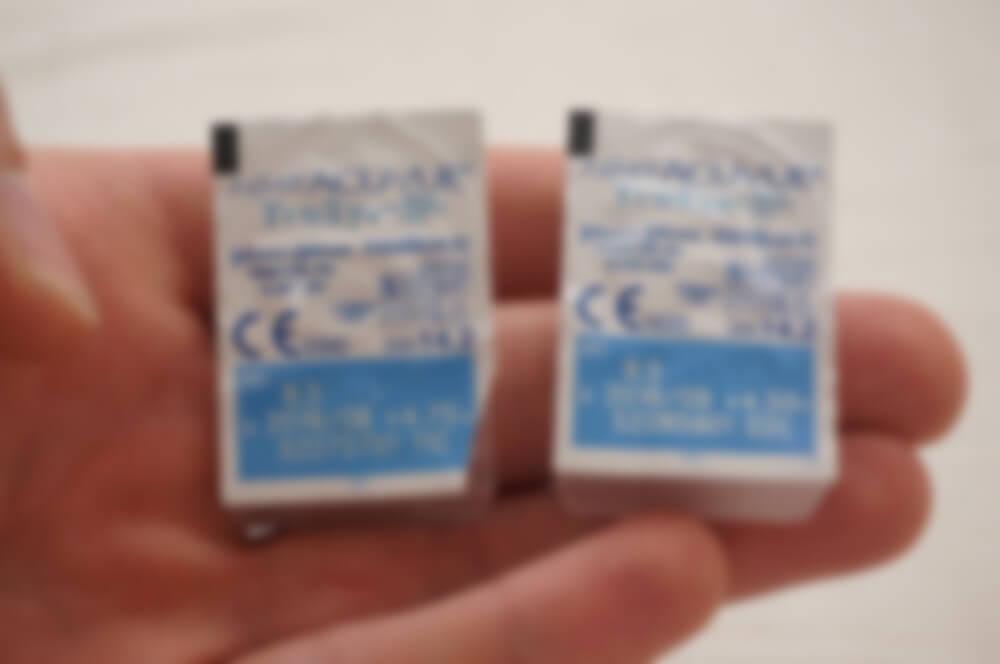 Дизайн упаковки линз