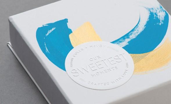 Дизайн упаковки подарочных конфет