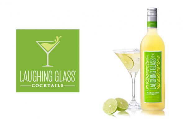 Laughing Glass – Маргарита в бутылках for mums on the rocks. О том, как разрабатывалось это название, можно почитать в блоге Энтони Шора.