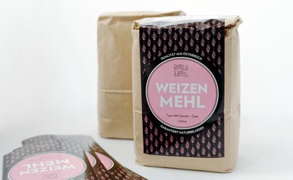 Дизайн упаковки муки