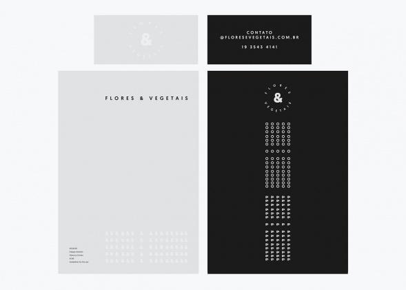 Дизайн упаковки косметики Flores & Vegetais