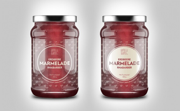 Дизайн упаковки мармелада